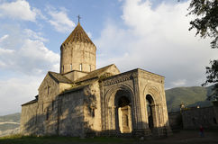 Tatev monastery Royalty Free Stock Images