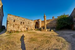 Tatev Monastery in Armenia Royalty Free Stock Image