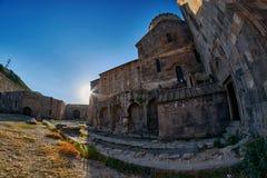 Tatev Monastery in Armenia Royalty Free Stock Photos