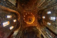 Tatev Monastery in Armenia. Famous Tatev Mountain Monastery in Syunik province of Armenia Stock Photography