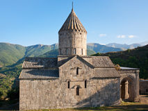 Tatev Monastery in Armenia Royalty Free Stock Photo