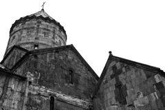 Tatev monastery, Armenia. View of the Church royalty free stock photos