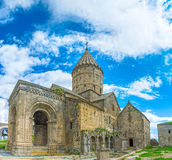 The Tatev Monastic Complex Royalty Free Stock Photos