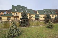 Tatiana Hotel in Gorky Gorod resort Stock Photo