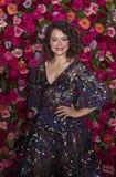 Tatiana Maslany a Tony Awards 2018 immagini stock libere da diritti