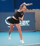 Tatiana Poutchek (BLR), professional tennis playe Royalty Free Stock Photo