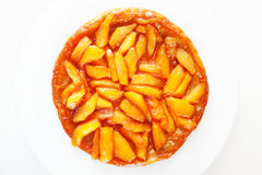 Tatin της Apple tarte Στοκ Φωτογραφίες