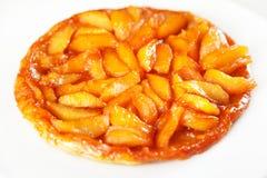 Tatin del tarte de Apple Foto de archivo libre de regalías