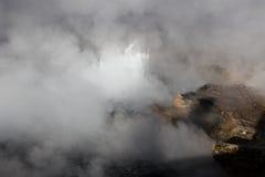 tatio gerysers στοκ φωτογραφίες