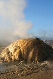 Tatio Geysers. High in Andes, Chile Royalty Free Stock Images