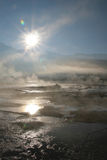 Tatio Geysers Royalty Free Stock Photos