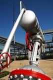 \ 'Tatneft Oil Company \ 'campo petrolífero de s Fotos de archivo libres de regalías