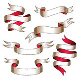 Tatoegeringslinten stock illustratie