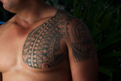 Tatoo Royalty Free Stock Images