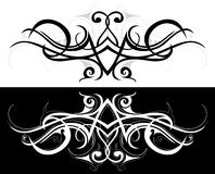 Tatoo design royalty free illustration