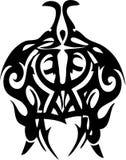 Tatoo tribal ilustración del vector