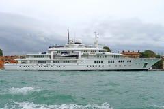 Tatoosh Luxury Boat Stock Image