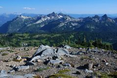 Mount Rainier, Washington, USA Royalty Free Stock Image