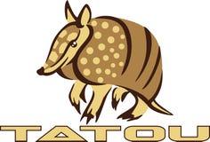 Tatou Stock Photo