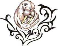 tatouage de morse stock illustrations vecteurs clipart 33 stock illustrations. Black Bedroom Furniture Sets. Home Design Ideas