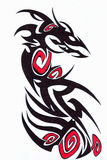 Tatouage ornemental illustration stock