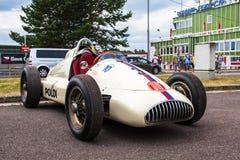 Tatra历史的方程式赛车 库存图片