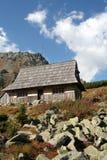 tatra βουνών στοκ εικόνα