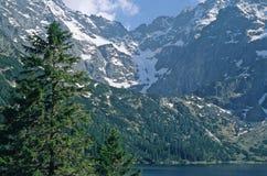 tatra βουνών Στοκ εικόνα με δικαίωμα ελεύθερης χρήσης