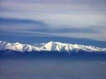 tatra σειράς βουνών Στοκ εικόνα με δικαίωμα ελεύθερης χρήσης