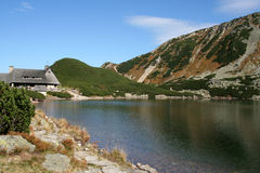 tatra της Πολωνίας βουνών στοκ φωτογραφία