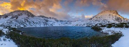 tatra высоких гор Стоковая Фотография