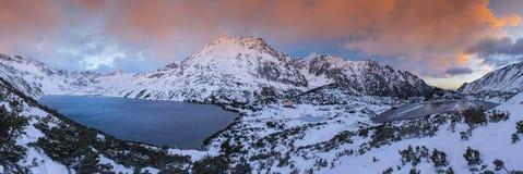 tatra высоких гор Стоковое Изображение RF
