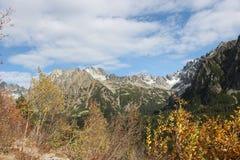 tatra высоких гор Стоковое Изображение