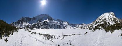 tatra гор Стоковое Фото