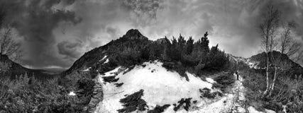 tatra гор Стоковая Фотография RF