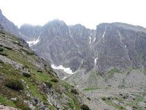 tatra Словакии высоких гор Стоковое фото RF