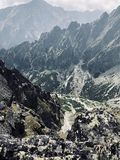 Tatra stock afbeelding