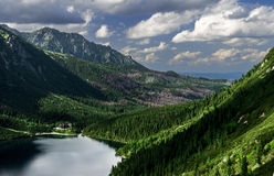 Tatra01 Immagini Stock Libere da Diritti