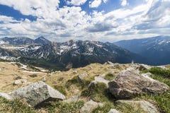 Tatra山 免版税库存图片