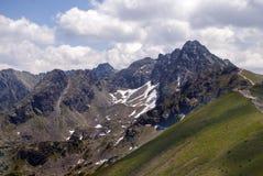 Tatra Foto de Stock Royalty Free