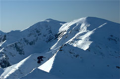 tatra 8 гор Стоковые Фото