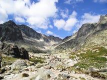 Tatra山 库存照片