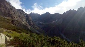 Tatra山 图库摄影