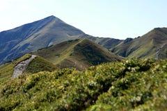 Tatra Berge Lizenzfreie Stockfotografie