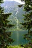 Tatra Berge Lizenzfreies Stockfoto