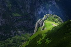 Tatra Berge lizenzfreies stockbild