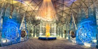 Tatra Ice Dome, Hrebienok, High Tatras. Slovakia Stock Photography
