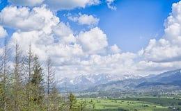 Tatra mounains stock photos