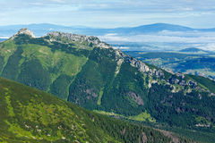 Summer Tatra Mountain, Poland Stock Photo