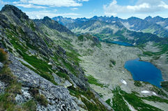 Summer Tatra Mountain, Poland Royalty Free Stock Image